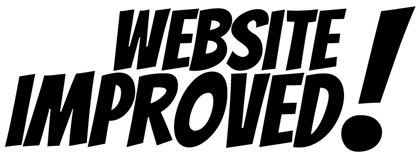 Website Improved